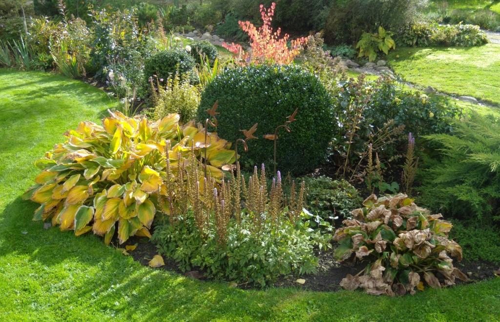 Vaizdas spalio mėnesį